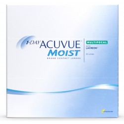 1 Day Acuvue Moist Multifocal HIGH 90L