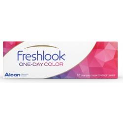 FreshLook ONE-DAY blue 10L