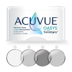 ACUVUE OASYS with Transitions 6L