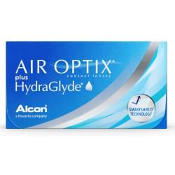 AIR OPTIX plus HydraGlyde 6L