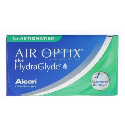 AIR OPTIX plus HydraGlyde for ASTIGMATISM 3L