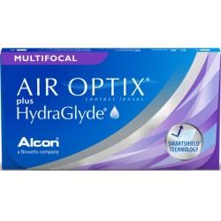 AIR OPTIX plus HydraGlyde MULTIFOCAL LOW 3L