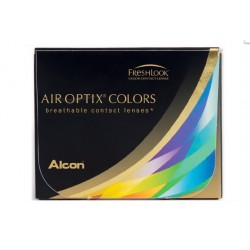 AIR OPTIX COLORS gemstone green 2L